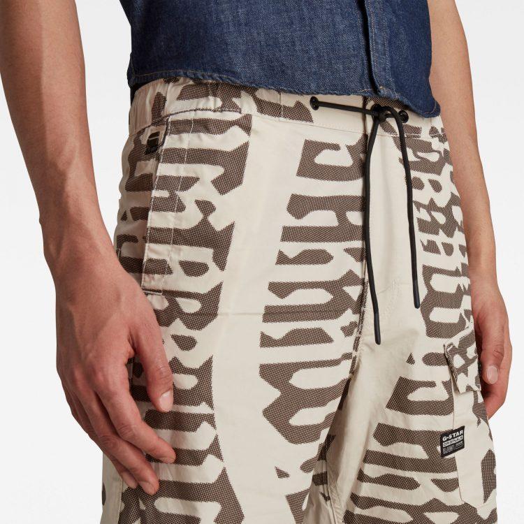 Ανδρική βερμούδα G-Star Front Pocket Artwork Sport Shorts | Αυθεντικό 4