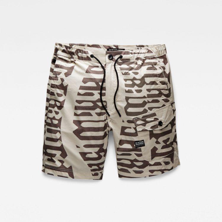 Ανδρική βερμούδα G-Star Front Pocket Artwork Sport Shorts | Αυθεντικό 3