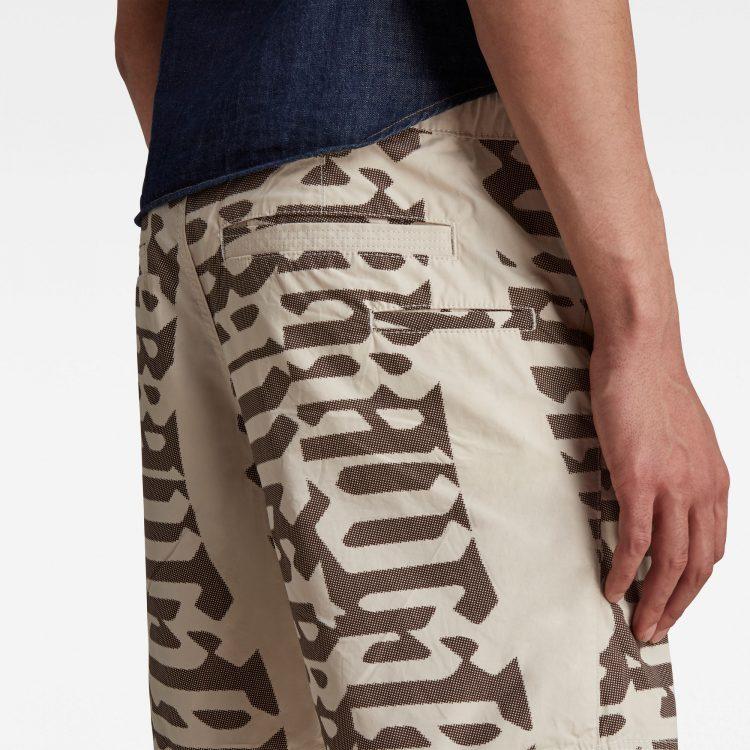 Ανδρική βερμούδα G-Star Front Pocket Artwork Sport Shorts | Αυθεντικό 2