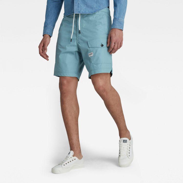 Ανδρικό παντελόνι G-Star Front Pocket Sport Shorts Αυθεντικό