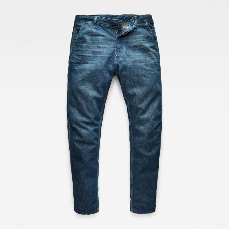Ανδρικό παντελόνι G-Star Grip 3D Relaxed Tapered Jeans | Αυθεντικό 3