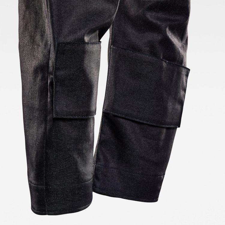 Γυναικείο παντελόνι G-Star GSRR C-Staq 3D Boyfriend Crop Jeans   Αυθεντικό 4