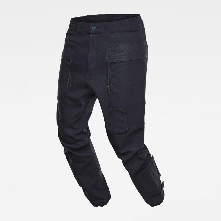 Ανδρικό παντελόνι G-Star GSRR Cargo 3D Cuffed Jeans | Αυθεντικό 1