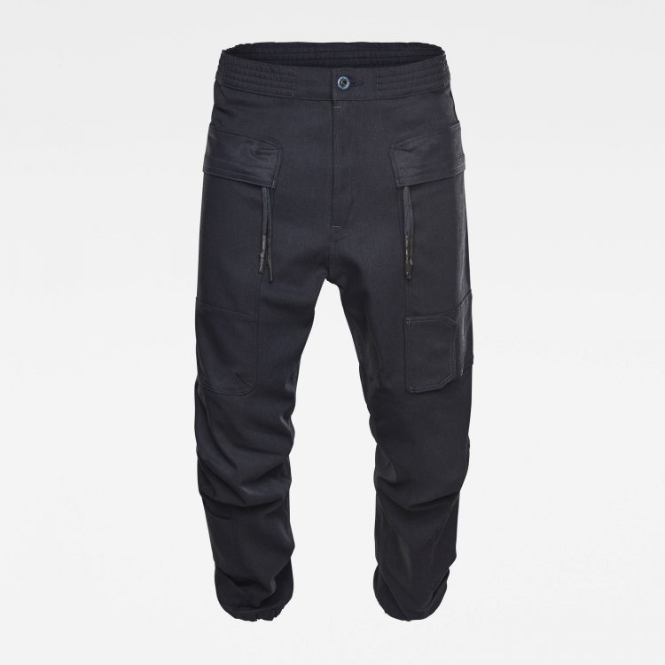 Ανδρικό παντελόνι G-Star GSRR Cargo 3D Cuffed Jeans Αυθεντικό