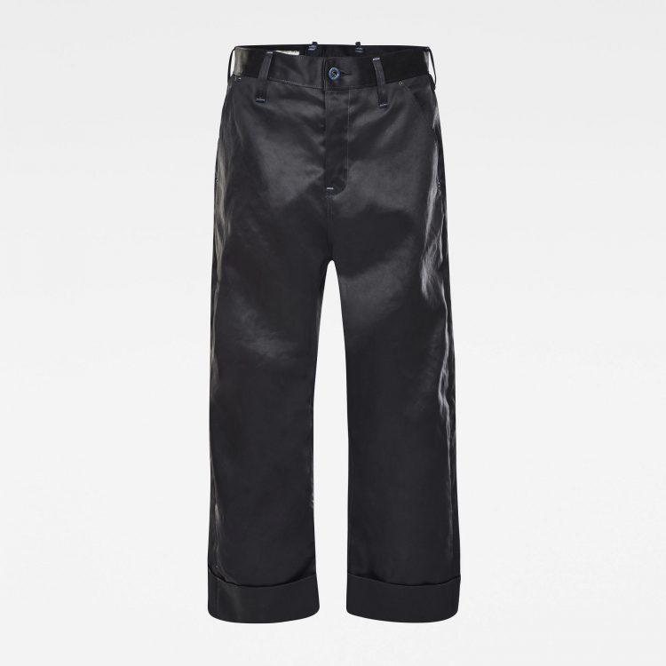 Ανδρικό παντελόνι G-Star GSRR Eve 3D Mid Wide leg Jeans Αυθεντικό