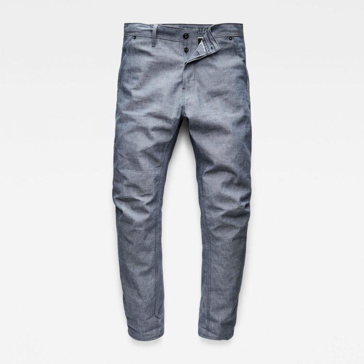 Ανδρικό παντελόνι G-Star GSRR Grip 3D Relaxed Tapered Jeans | Αυθεντικό 3
