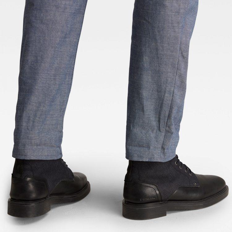 Ανδρικό παντελόνι G-Star GSRR Grip 3D Relaxed Tapered Jeans | Αυθεντικό 4