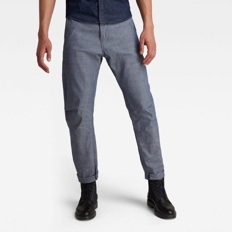 Ανδρικό παντελόνι G-Star GSRR Grip 3D Relaxed Tapered Jeans Αυθεντικό