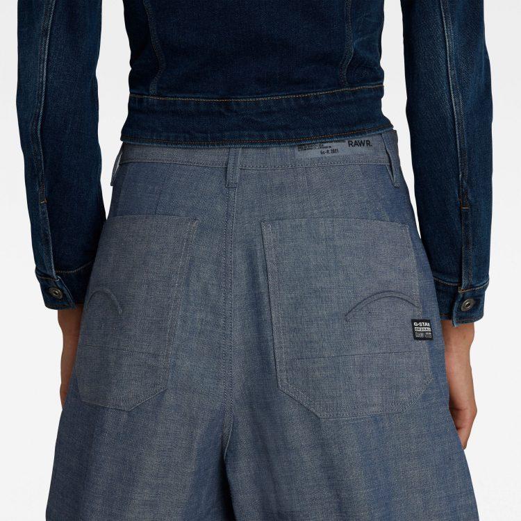 Γυναικείο παντελόνι G-Star GSRR Roos Mid Boyfriend Jeans   Αυθεντικό 2