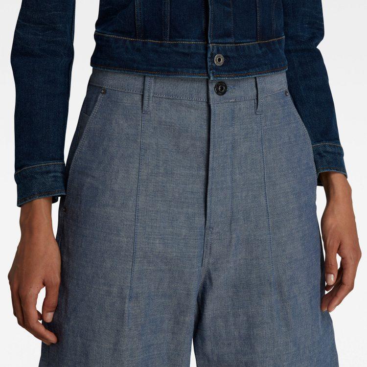 Γυναικείο παντελόνι G-Star GSRR Roos Mid Boyfriend Jeans   Αυθεντικό 4