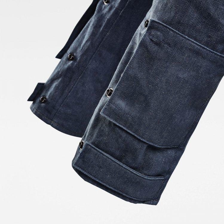 Ανδρικό παντελόνι G-Star GSRR Scutar 3D Tapered Jeans | Αυθεντικό 4