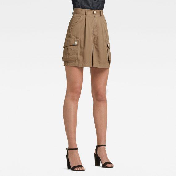 Ανδρικό παντελόνι G-Star High Skort Αυθεντικό