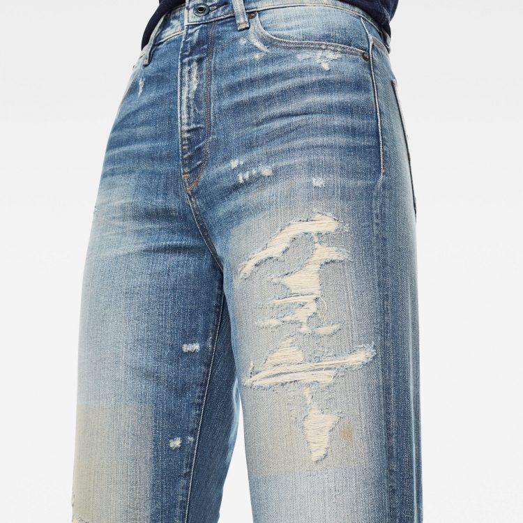 Γυναικείο παντελόνι G-Star Janeh Ultra High Mom Ankle Jeans | Αυθεντικό 4