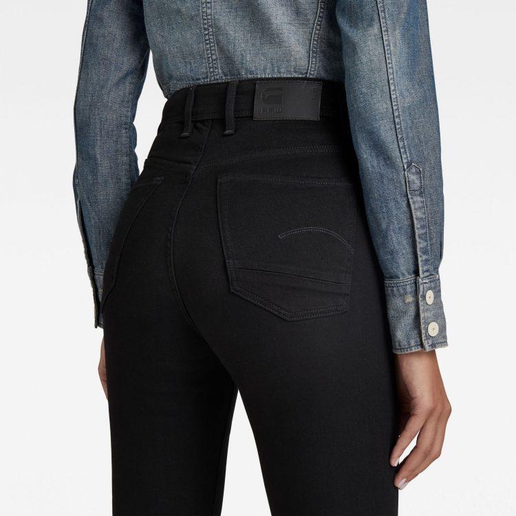 Γυναικείο παντελόνι G-Star Kafey Ultra High Skinny jeans   Αυθεντικό 2