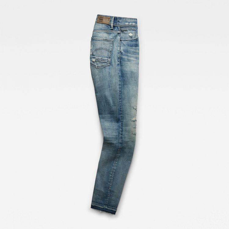Γυναικείο παντελόνι G-Star Kafey Ultra High Skinny Ripped Edge Ankle Jeans | Αυθεντικό 4