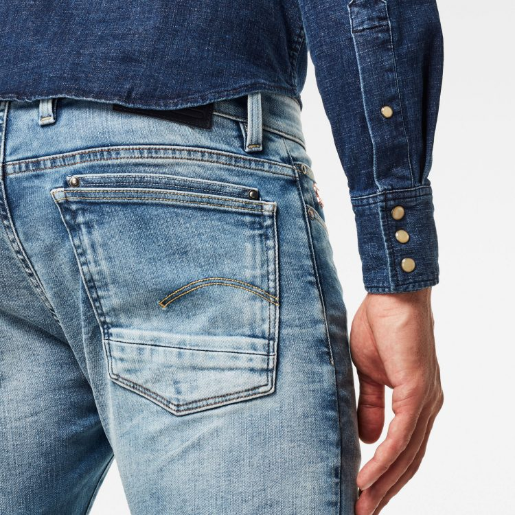 Ανδρικό παντελόνι G-Star Lancet Skinny Jeans   Αυθεντικό 2