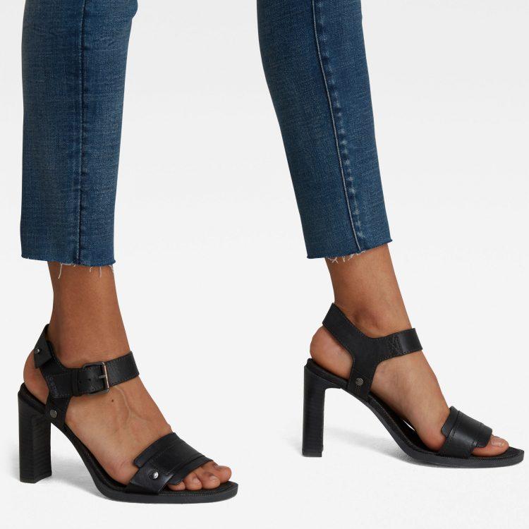 Γυναικείο παντελόνι G-Star Lhana Skinny Ankle Jeans | Αυθεντικό 4