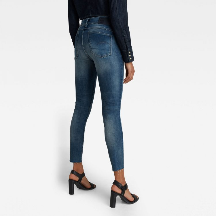 Γυναικείο παντελόνι G-Star Lhana Skinny Ankle Jeans | Αυθεντικό 1