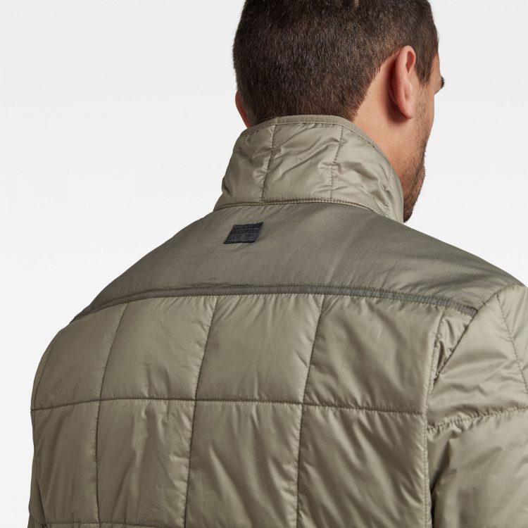 Ανδρικό G-Star Lightweight Quilted Jacket   Αυθεντικό 4