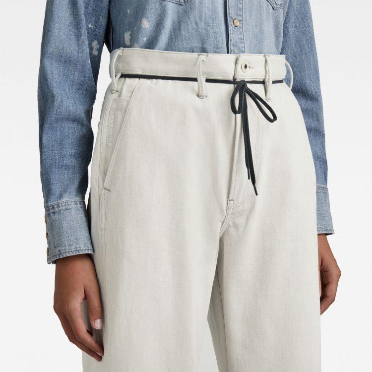 Γυναικείο παντελόνι G-Star Lintell High Dad Jeans   Αυθεντικό 4