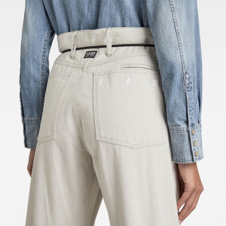 Γυναικείο παντελόνι G-Star Lintell High Dad Jeans   Αυθεντικό 2