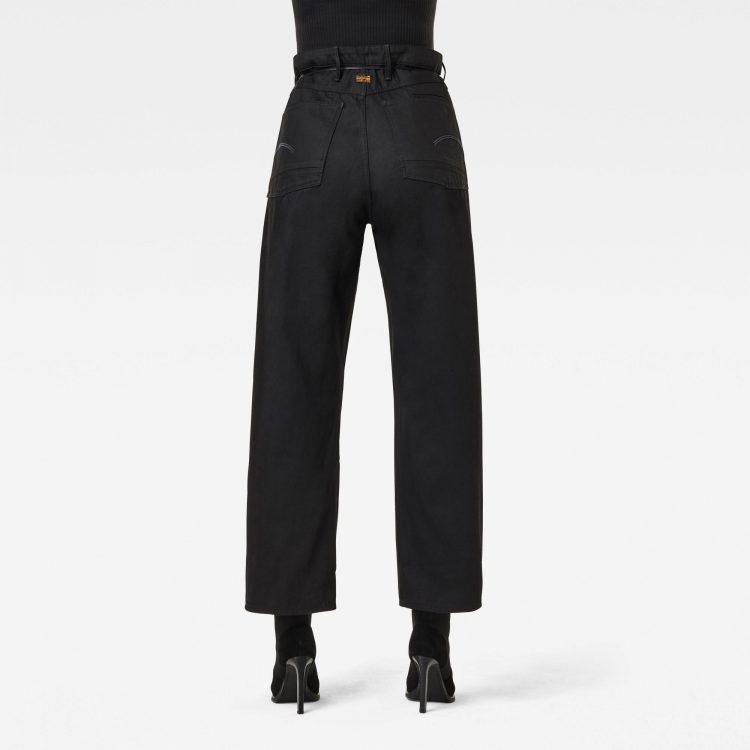 Γυναικείο παντελόνι G-Star Lintell Navy High Dad Jeans | Αυθεντικό 1