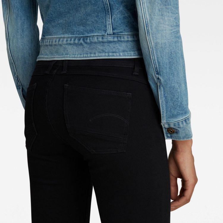 Γυναικείο παντελόνι G-Star Lynn D-Mid Waist Super Skinny Jeans | Αυθεντικό 2