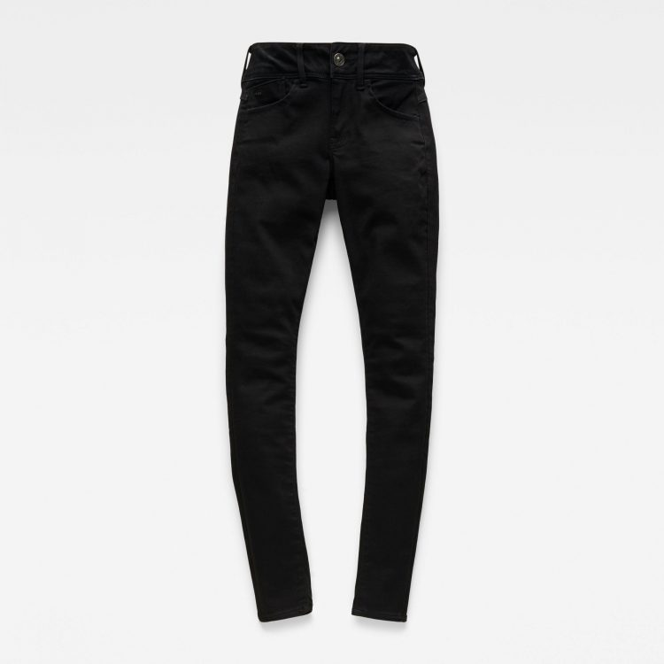 Γυναικείο παντελόνι G-Star Lynn D-Mid Waist Super Skinny Jeans | Αυθεντικό 3
