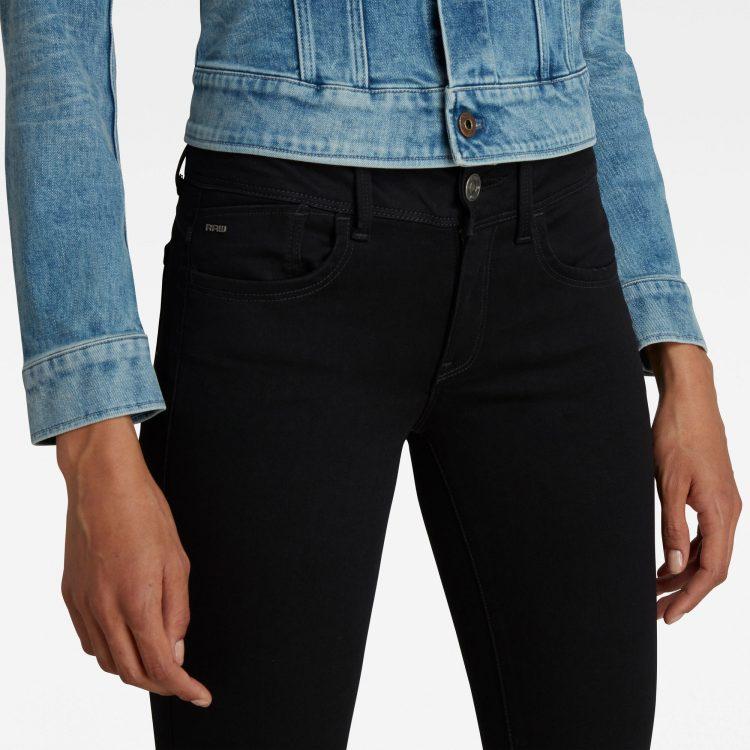 Γυναικείο παντελόνι G-Star Lynn D-Mid Waist Super Skinny Jeans | Αυθεντικό 4