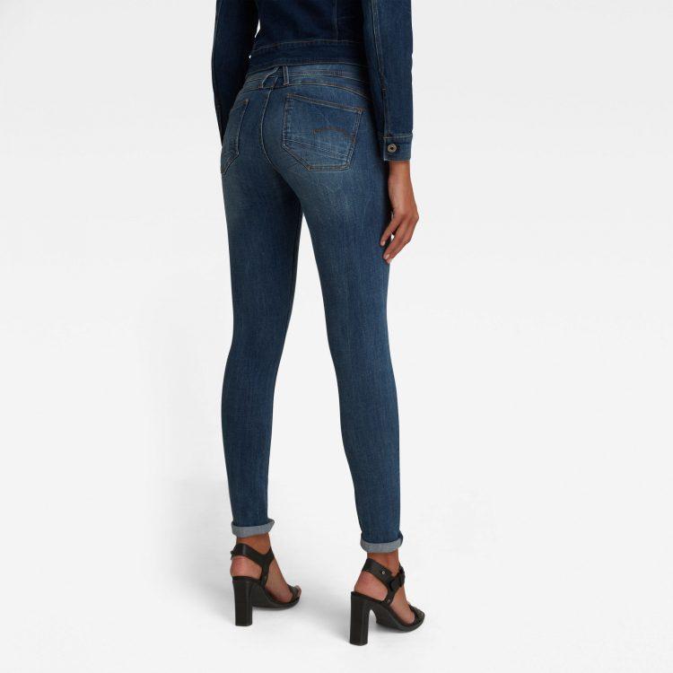 Γυναικείο παντελόνι G-Star Lynn D-Mid Waist Super Skinny Jeans | Αυθεντικό 1