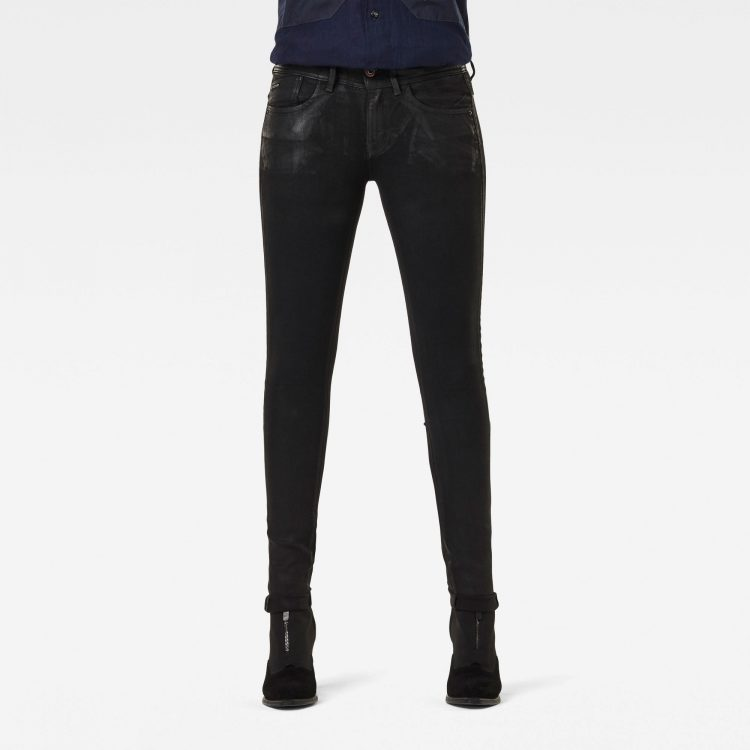Ανδρικό παντελόνι G-Star Lynn Mid Skinny Jeans Αυθεντικό