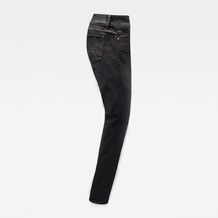 Γυναικείο παντελόνι G-Star Lynn Mid Skinny Jeans | Αυθεντικό 4