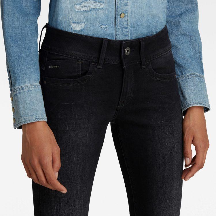 Γυναικείο παντελόνι G-Star Lynn Mid Skinny Jeans | Αυθεντικό 5