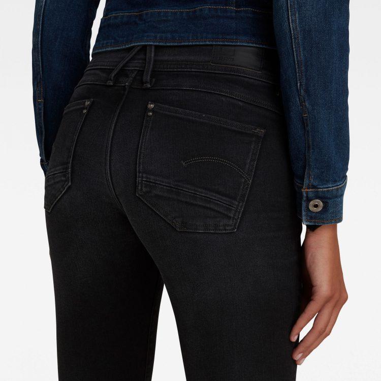 Γυναικείο παντελόνι G-Star Lynn Mid Super Skinny Jeans   Αυθεντικό 2