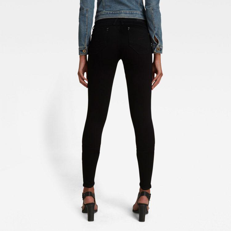 Γυναικείο παντελόνι G-Star Lynn Mid Super SkinnyJeans | Αυθεντικό 1