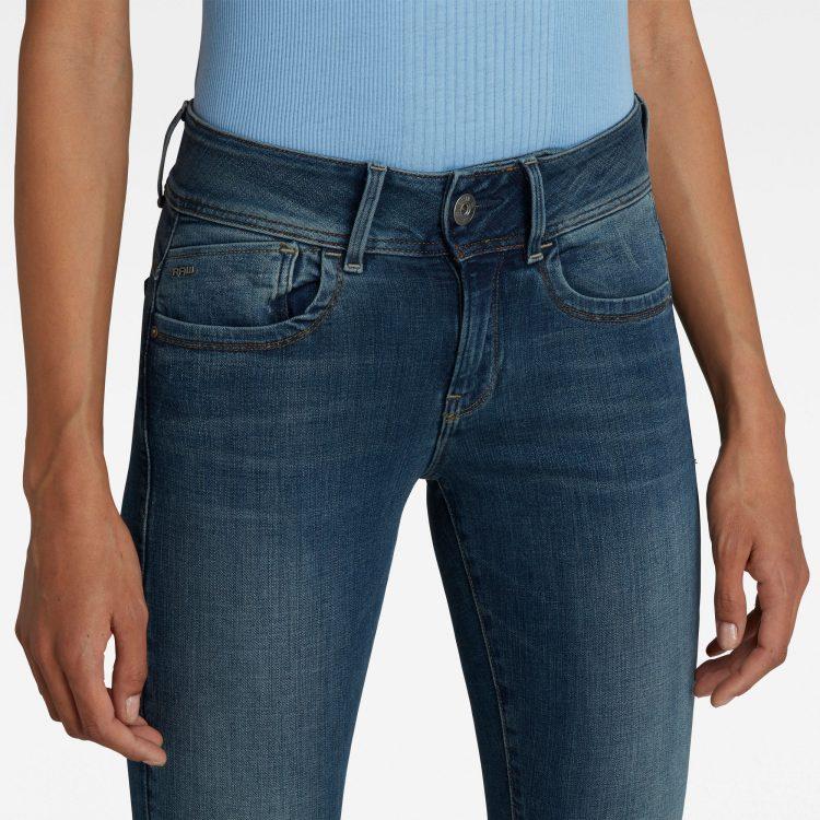 Γυναικείο παντελόνι G-Star Lynn Mid Super SkinnyJeans | Αυθεντικό 5