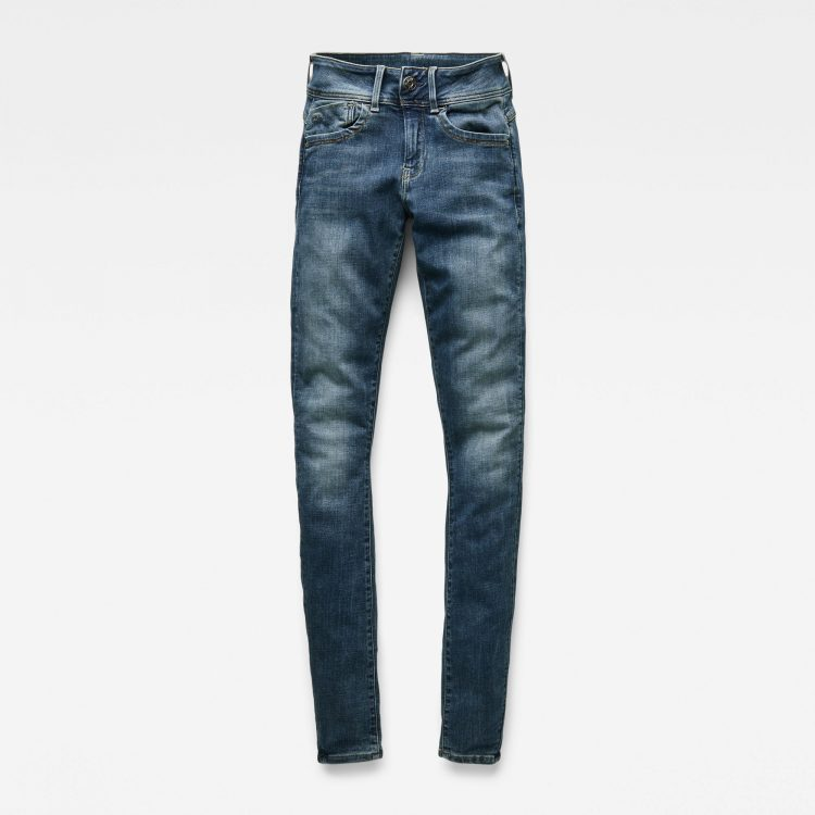 Γυναικείο παντελόνι G-Star Lynn Mid Super SkinnyJeans | Αυθεντικό 3