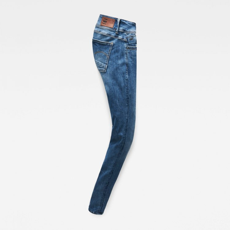 Γυναικείο παντελόνι G-Star Lynn Mid Super SkinnyJeans | Αυθεντικό 4