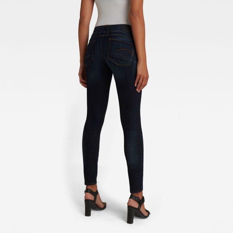 Γυναικείο παντελόνι G-Star Lynn Mid Waist Skinny Jeans | Αυθεντικό 1
