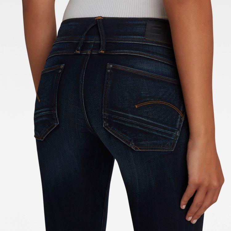 Γυναικείο παντελόνι G-Star Lynn Mid Waist Skinny Jeans | Αυθεντικό 2