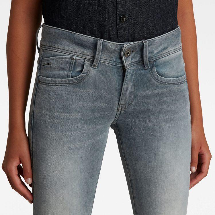 Γυναικείο παντελόνι G-Star Lynn Mid Waist Skinny Jeans   Αυθεντικό 4