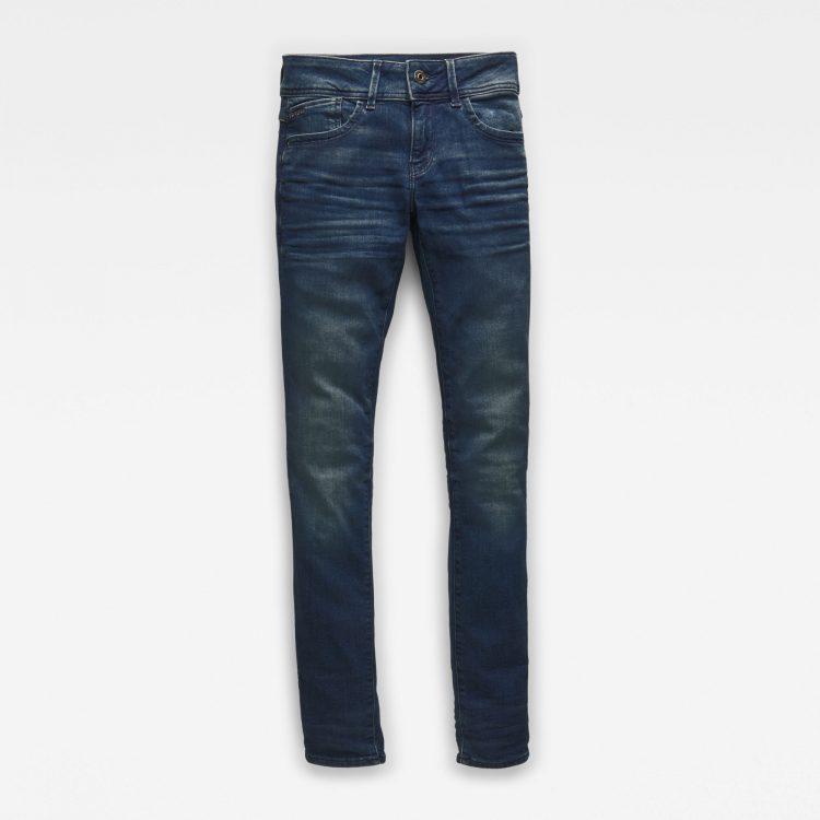 Γυναικείο παντελόνι G-Star Lynn Mid Waist Skinny Jeans   Αυθεντικό 3