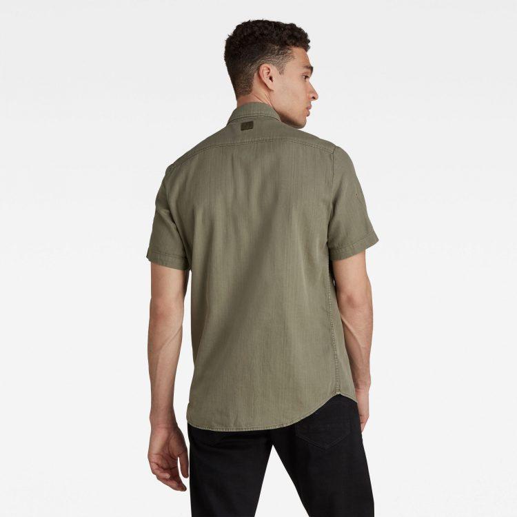 Ανδρικό Πουκάμισο G-Star Marine Service Slim Shirt | Αυθεντικό 2
