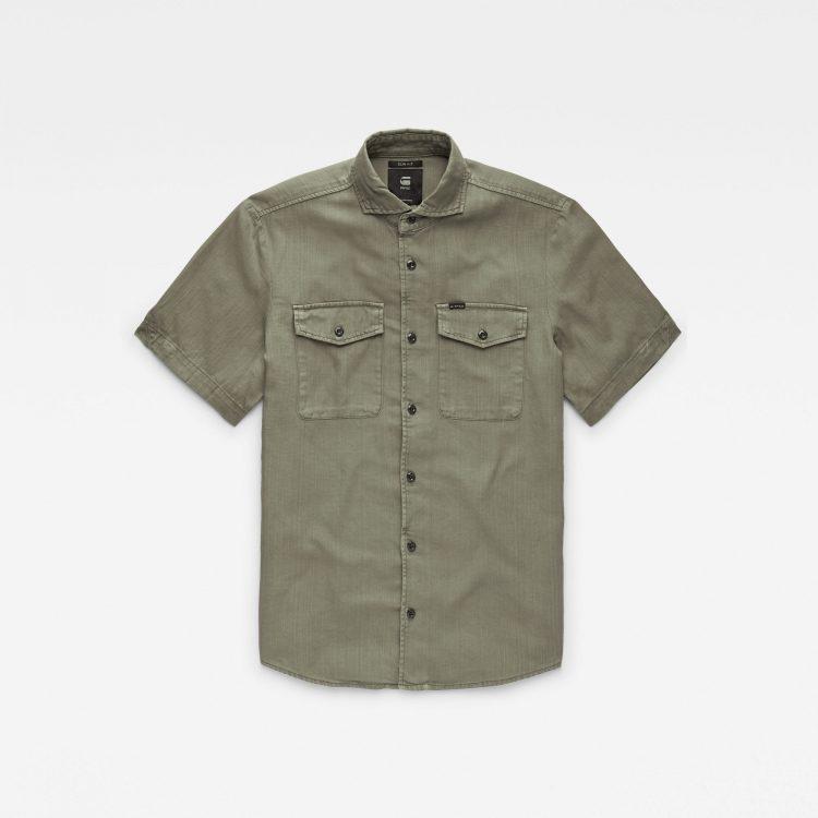 Ανδρικό Πουκάμισο G-Star Marine Service Slim Shirt | Αυθεντικό 3