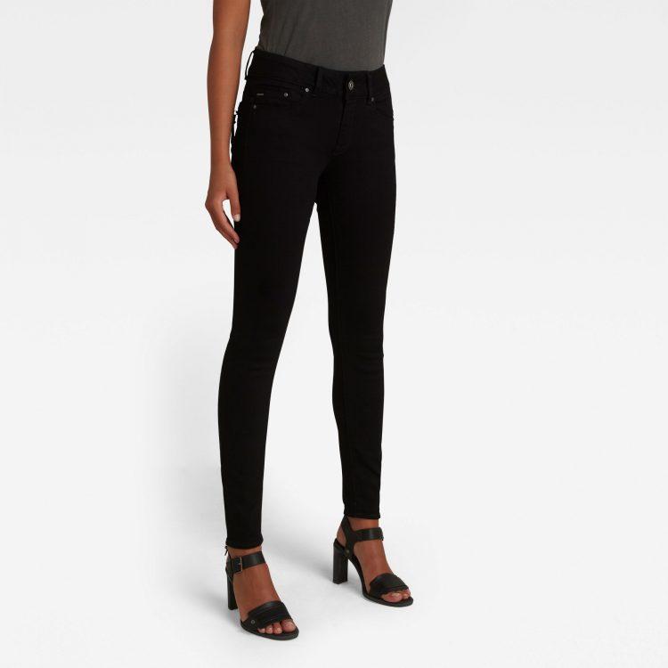 Ανδρικό παντελόνι G-Star Midge Cody Mid Skinny Jeans Αυθεντικό