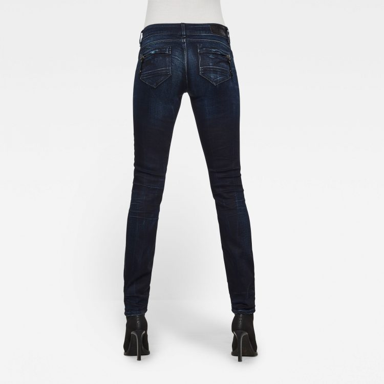 Γυναικείο παντελόνι G-Star Midge Cody Mid Skinny Jeans | Αυθεντικό 1