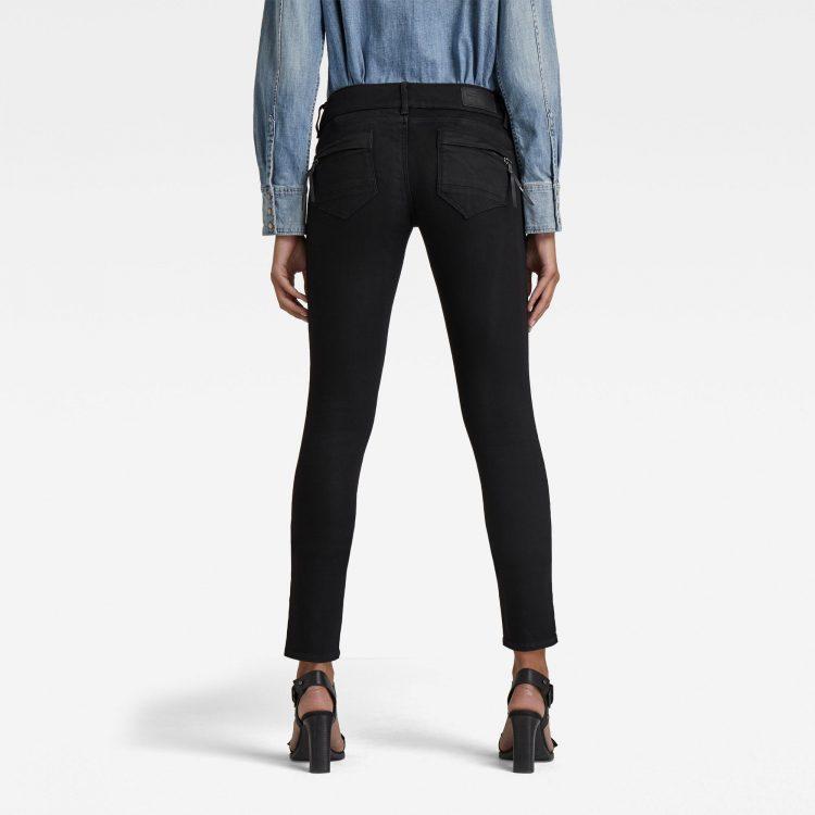 Γυναικείο παντελόνι G-Star Midge Cody Mid Waist Skinny Jeans   Αυθεντικό 1
