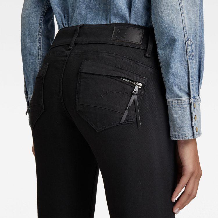 Γυναικείο παντελόνι G-Star Midge Cody Mid Waist Skinny Jeans   Αυθεντικό 2