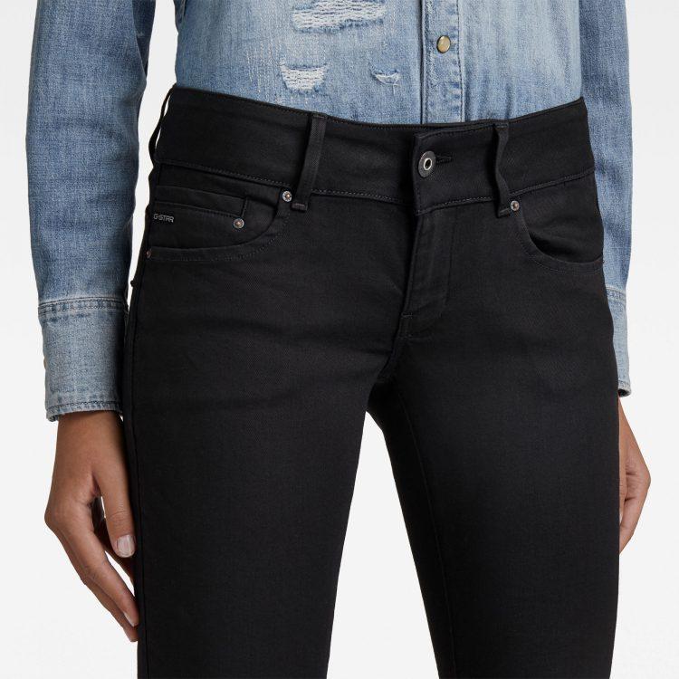 Γυναικείο παντελόνι G-Star Midge Cody Mid Waist Skinny Jeans | Αυθεντικό 4