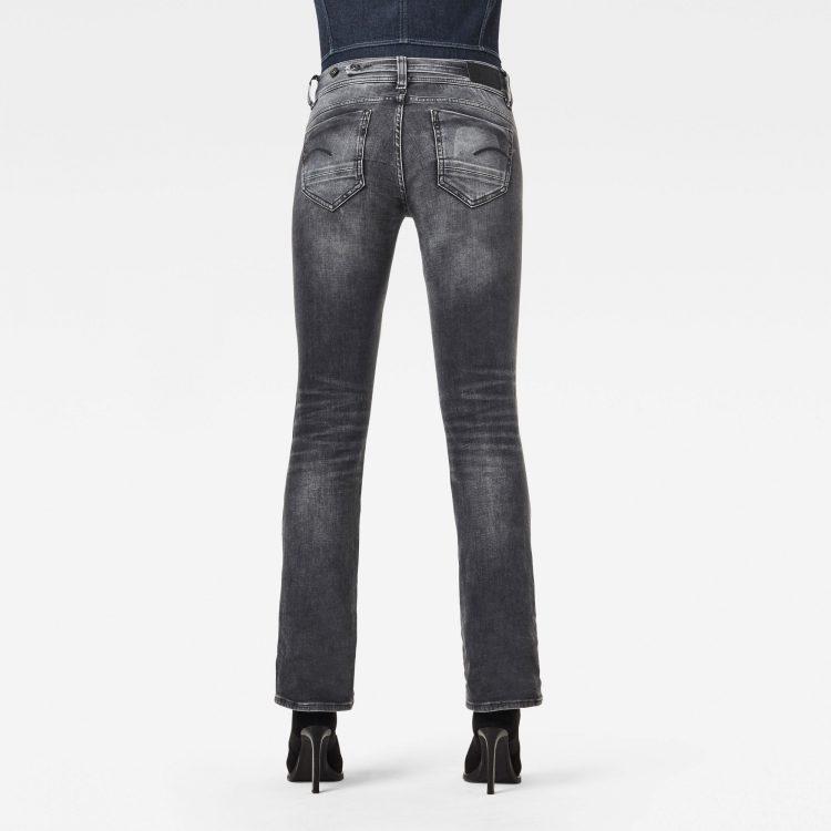 Γυναικείο παντελόνι G-Star Midge Mid Bootcut Jeans | Αυθεντικό 1
